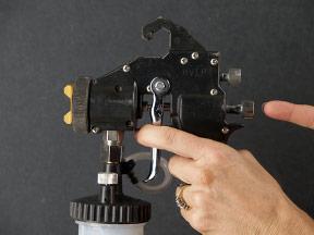 HVLP Gun